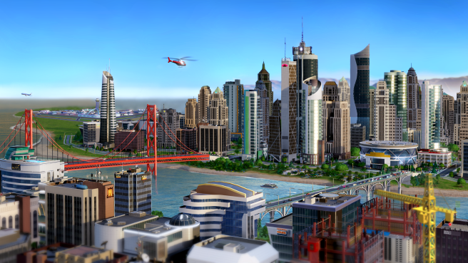 Неполадки с серверами обрушили оценку SimCity на Metacritic