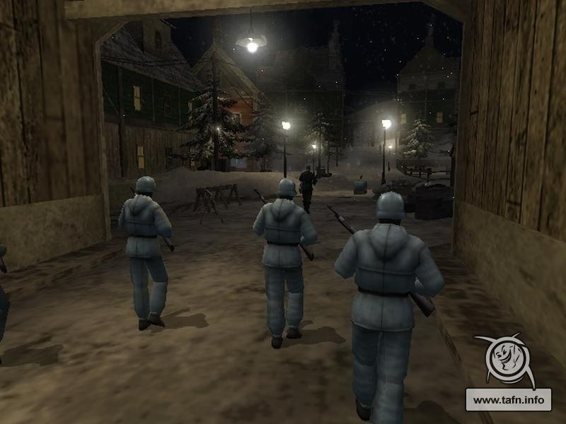 Commandos Strike Force скачать игру через торрент - фото 6