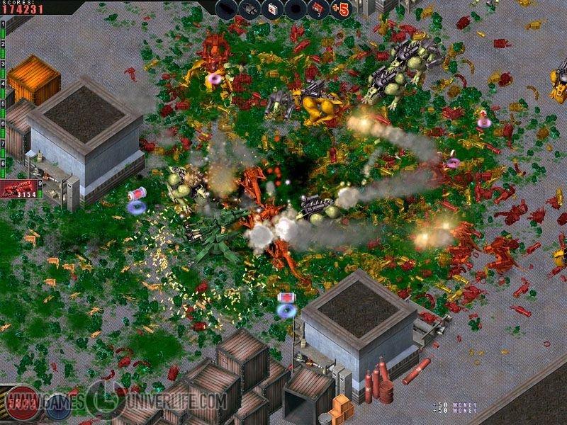 Скачать Игру Alien Shooter Начало Вторжения - фото 7