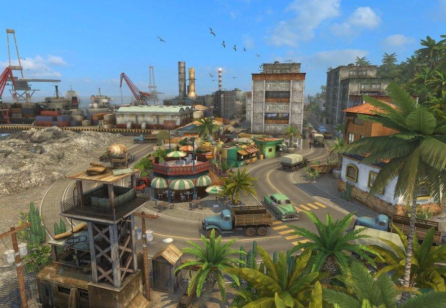 Tropico 5 тропико 5  вконтакте