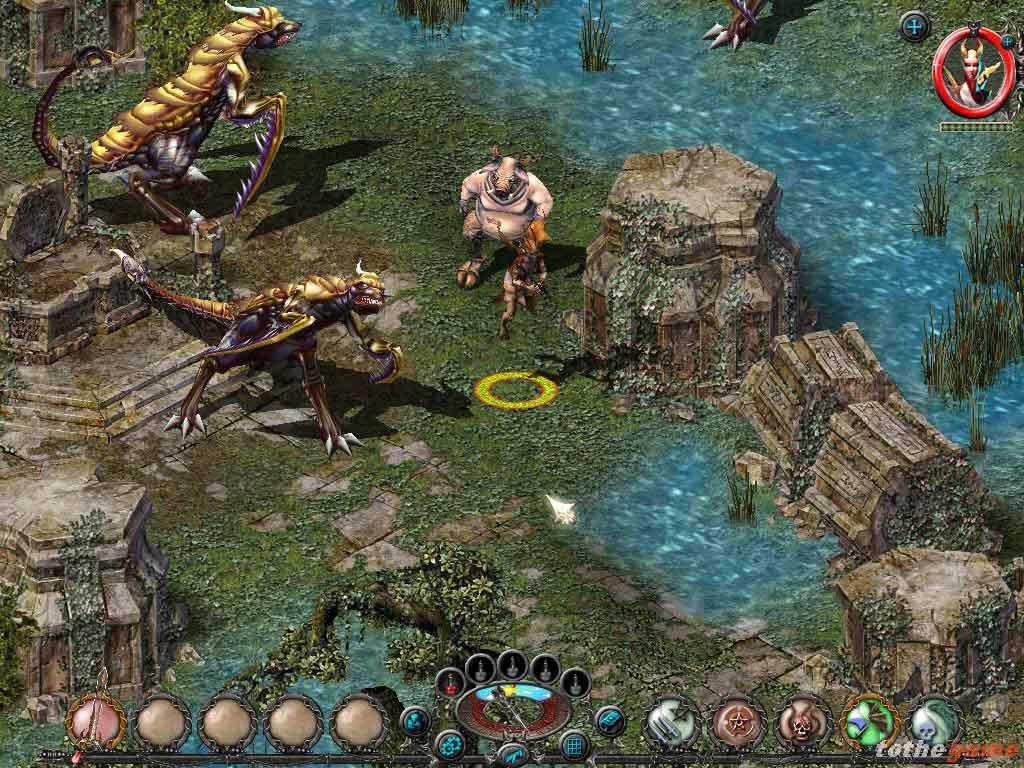 Фото sacred underworld сделают ваше представление об игре более насыщенным, нежели многочисленные рецензии