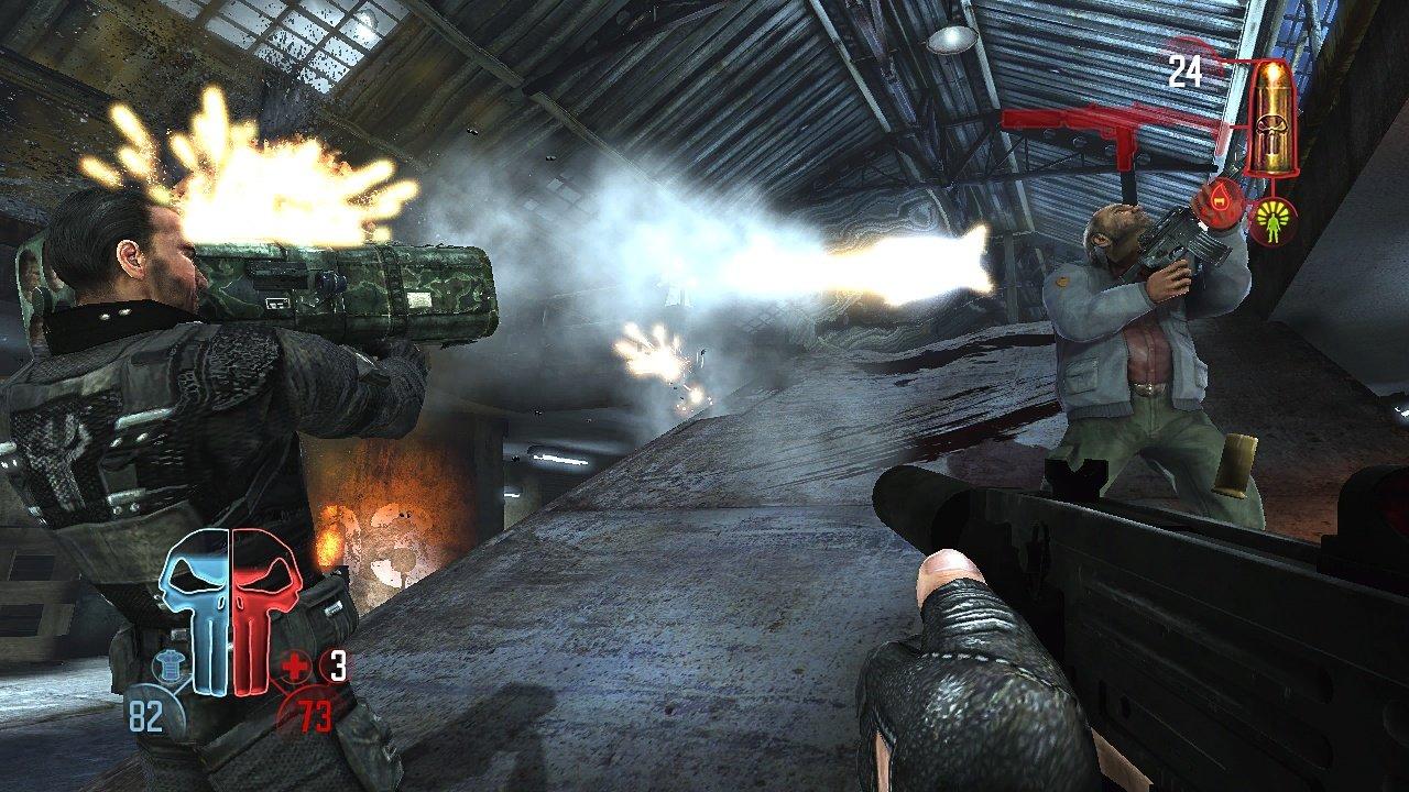 The Punisher: No Mercy – описание <b>и</b> дата выхода в России <b>и</b> ...
