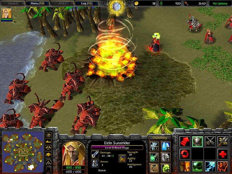 Warcraft 3 жизнь нагишом - 2ab5