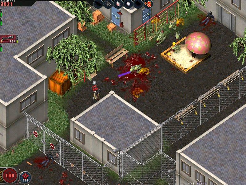 игра Alien Shooter скачать - фото 9