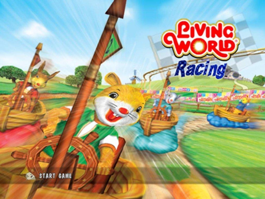 living world racing: