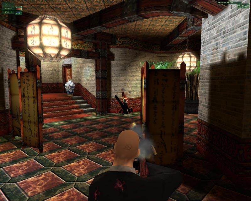 Скриншот из игры Hitman Codename 47 под номером 12. p strong Номер