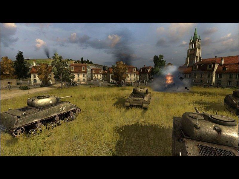 Игру Order Of War Освобождение