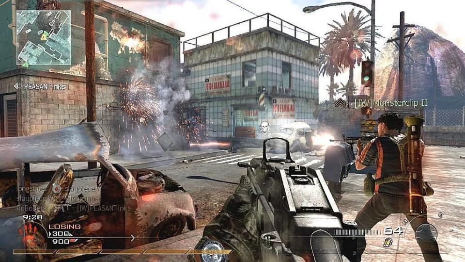 Игру Call Of Duty 6 Modern Warfare 2