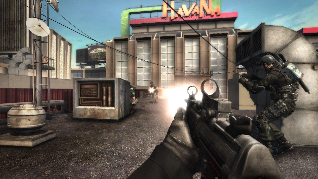 Фото tom clancys rainbow six: vegas 2 могут дать больше представления об игре, нежели любые отзывы и рецензии