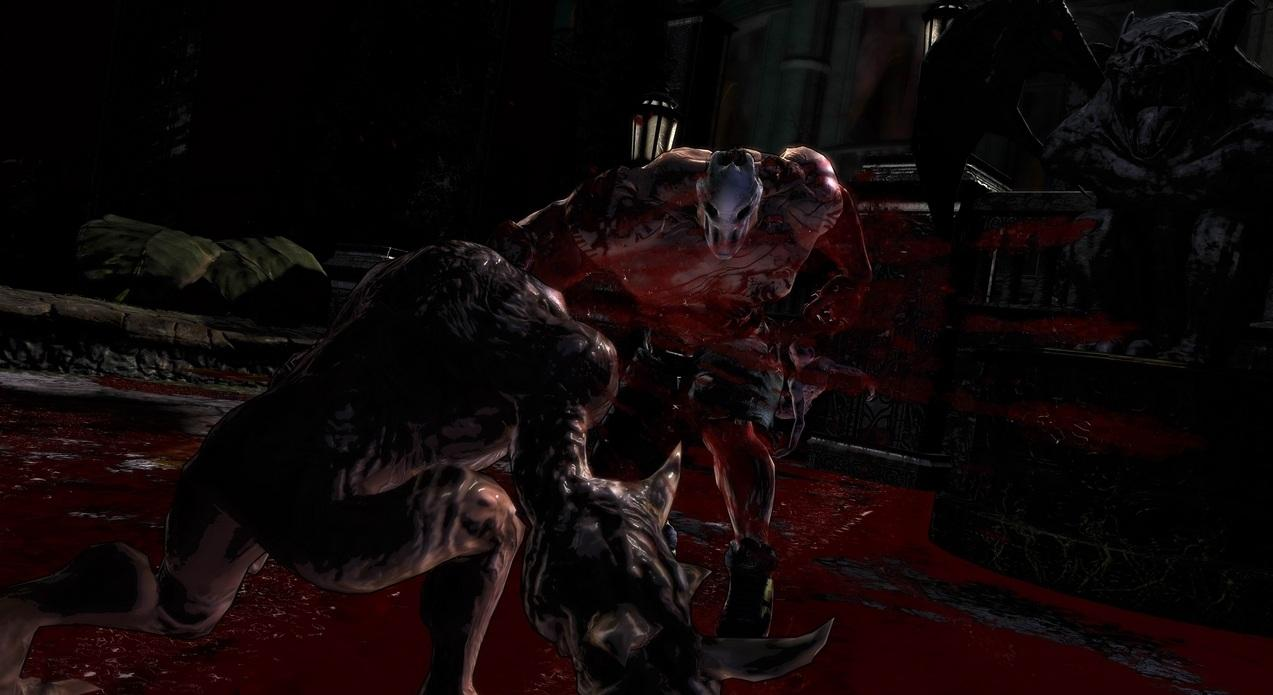Splatterhouse Для Pc