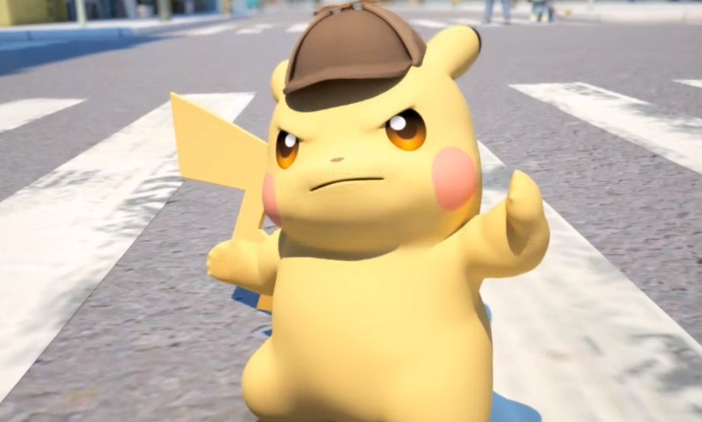 Экранизация Pokemon расскажет о детективе Пикачу