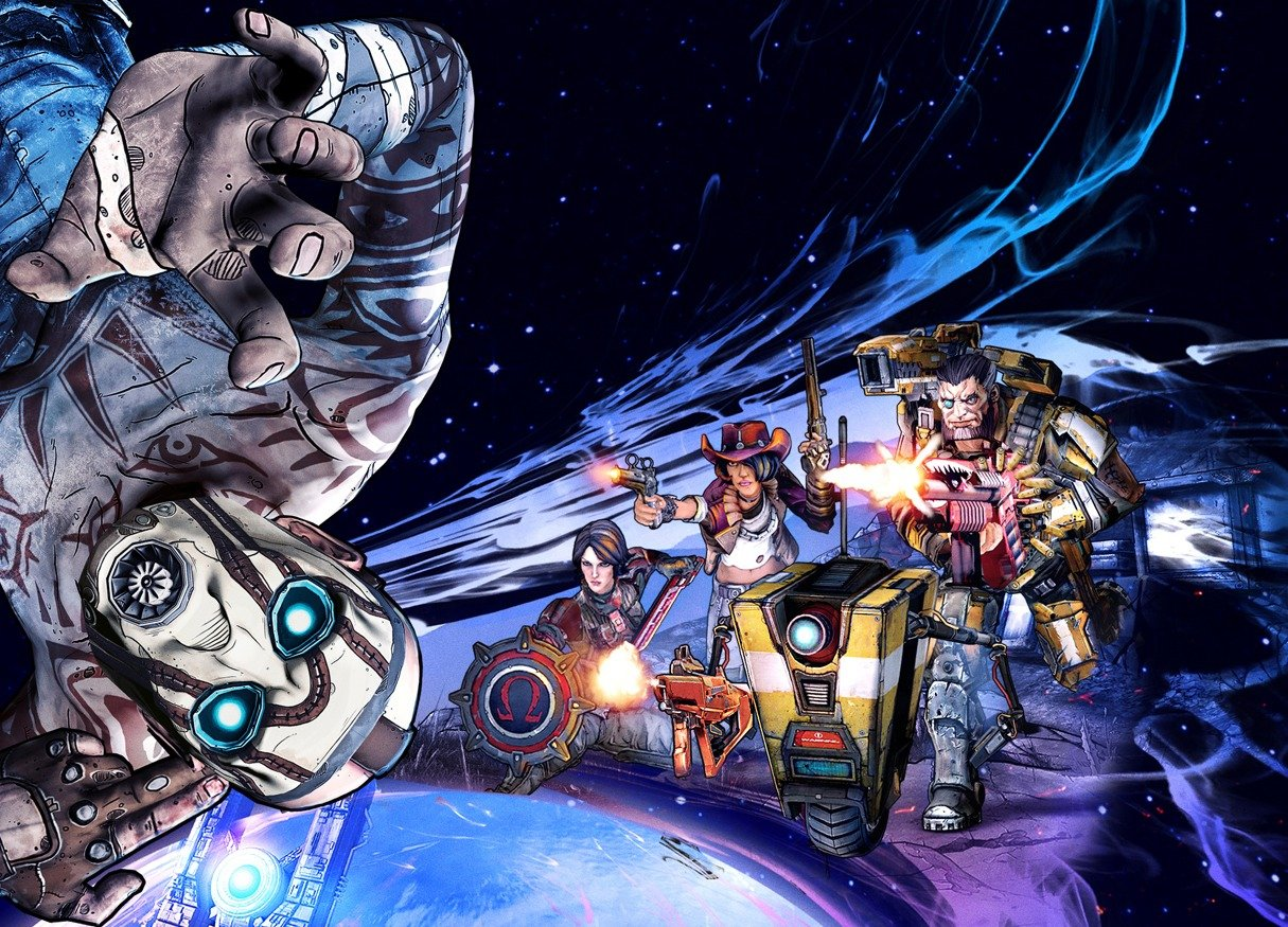 Borderlands: The Pre-Sequel! может заглянуть на PS4 и Xbox One