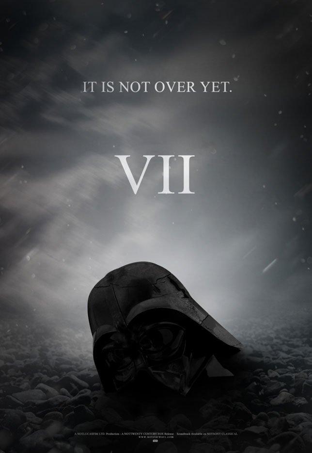 Фанатские постеры Star Wars: Episode VII | Канобу - Изображение 22