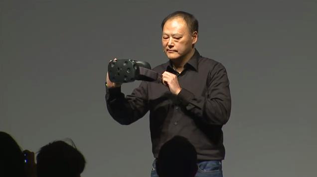 [UPD] HTC выпустит шлем виртуальной реальности для Valve