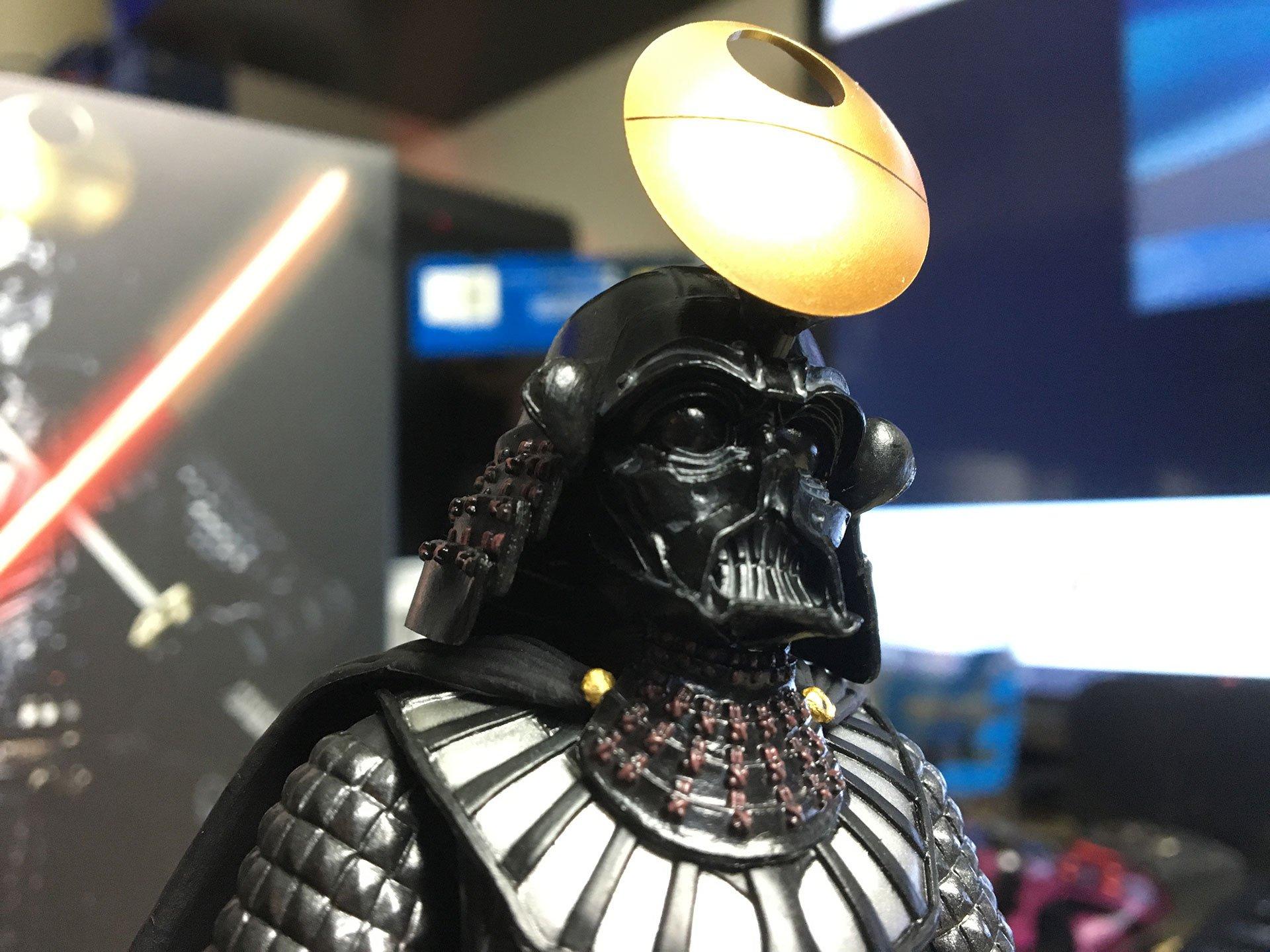Фэндом: Игрушки по Star Wars принесли 0 млн, Фетт и Вейдер стали самураями