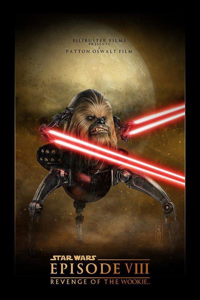 Фанатские постеры Star Wars: Episode VII | Канобу - Изображение 44