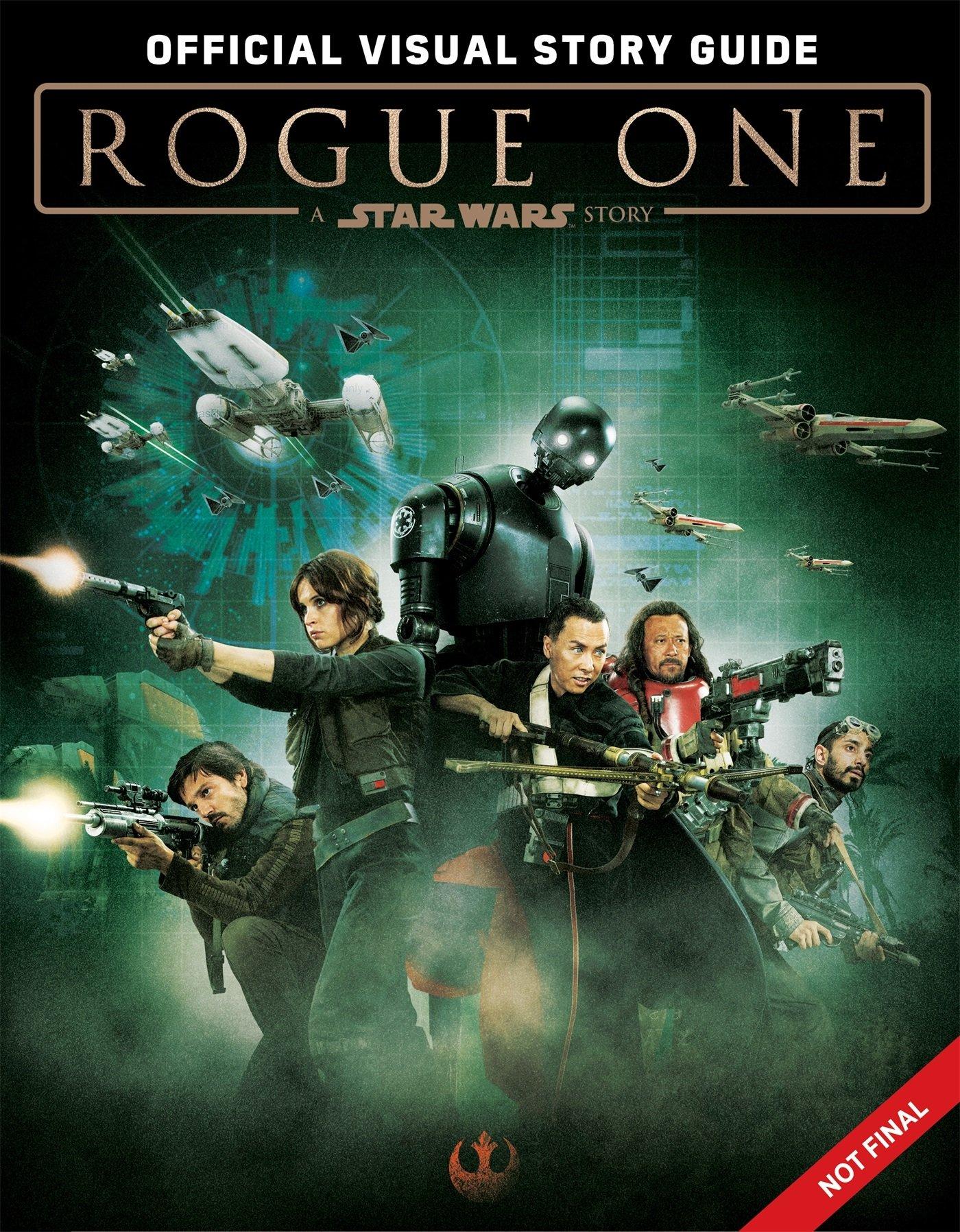Рецензия на «Изгой-один: Звёздные войны. Истории»   Канобу - Изображение 3
