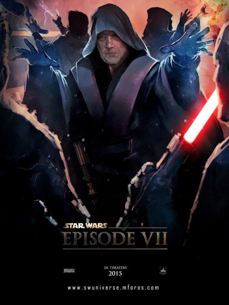 Фанатские постеры Star Wars: Episode VII | Канобу - Изображение 11