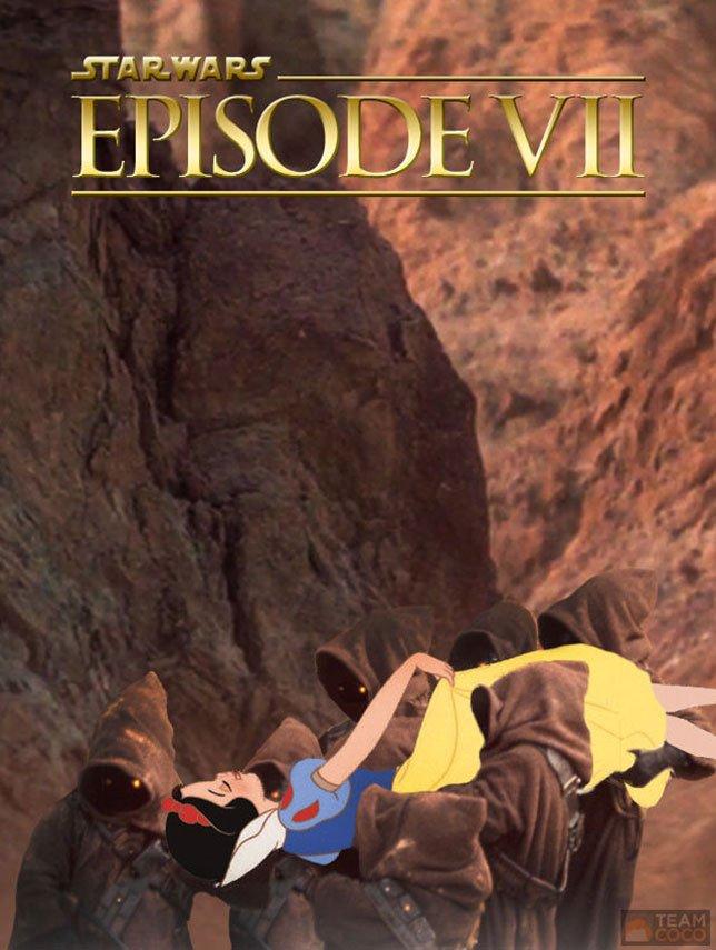 Фанатские постеры Star Wars: Episode VII | Канобу - Изображение 46