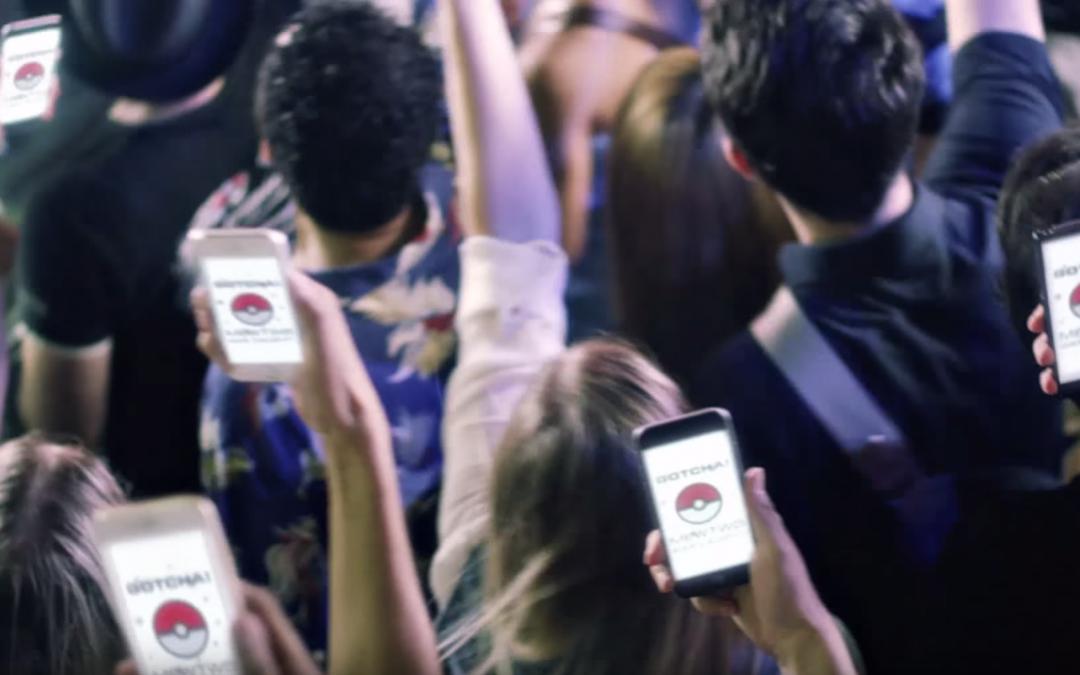180 тысяч москвичей ежедневно играют в Pokemon Go
