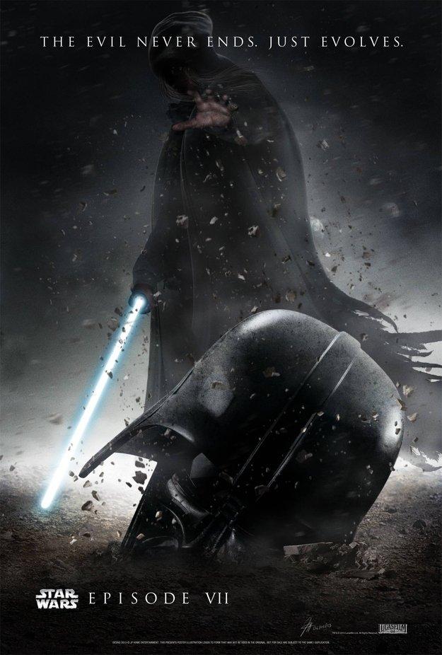 Фанатские постеры Star Wars: Episode VII | Канобу - Изображение 7