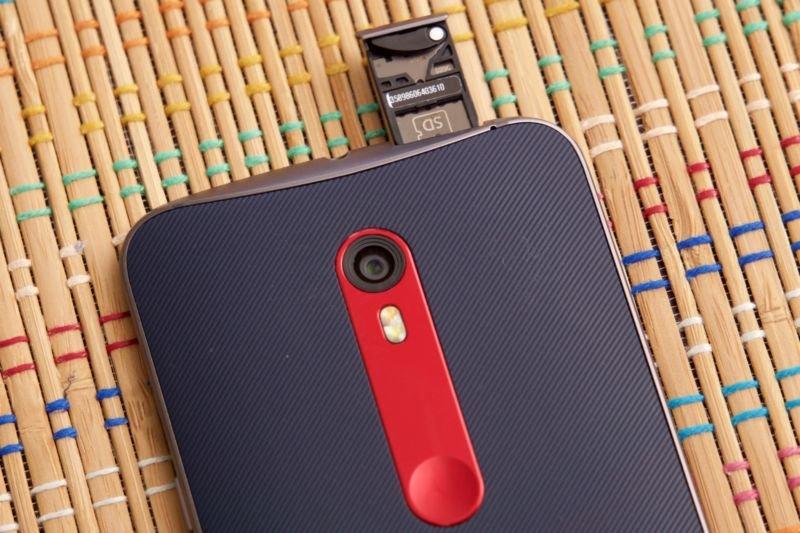 Новый стандарт SD-карт расширит память Android-смартфонов