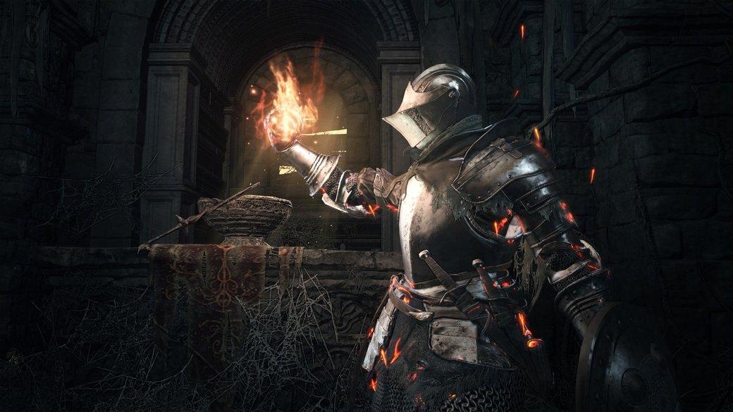 Dark Souls 3 прошли всего за сто минут