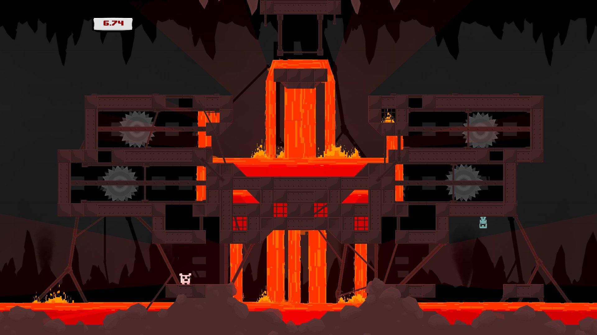 Sony назвала дату выхода Super Meat Boy на PS4 и PS Vita