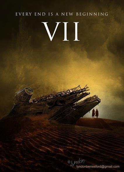 Фанатские постеры Star Wars: Episode VII | Канобу - Изображение 9