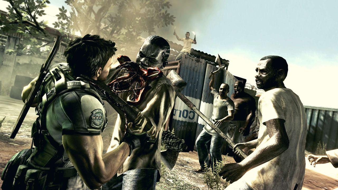 Как менялся Resident Evil   Канобу - Изображение 18