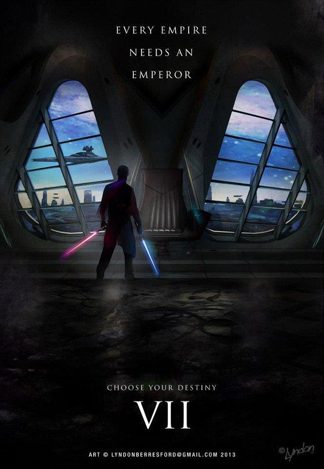 Фанатские постеры Star Wars: Episode VII | Канобу - Изображение 15