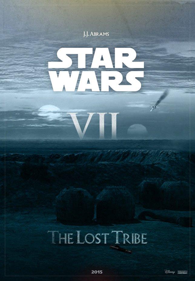 Фанатские постеры Star Wars: Episode VII | Канобу - Изображение 20