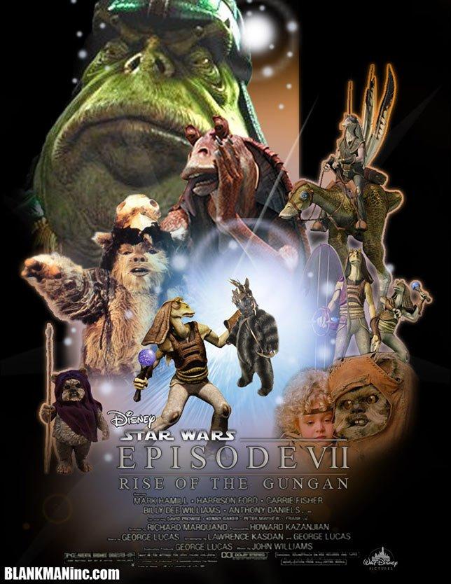 Фанатские постеры Star Wars: Episode VII | Канобу - Изображение 47