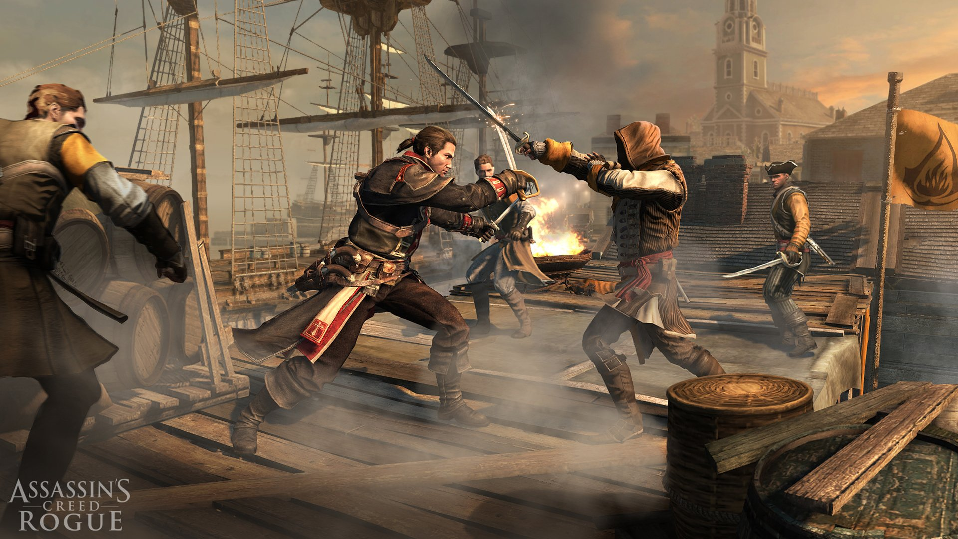 Assassin's Creed Rogue. Зло у порога | Канобу - Изображение 5