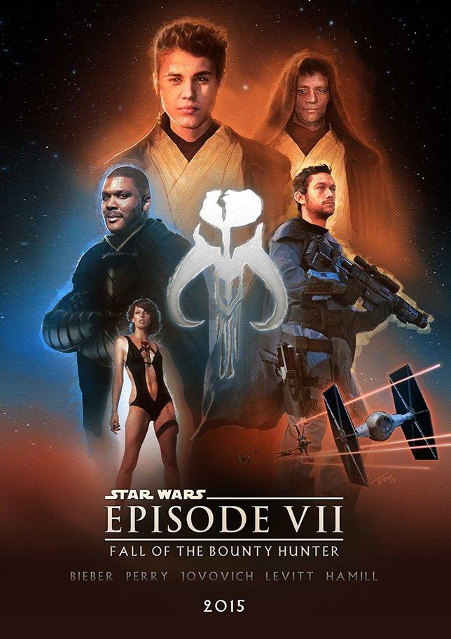 Фанатские постеры Star Wars: Episode VII | Канобу - Изображение 27