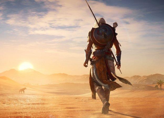 Насколько крупным будет мир Assassin's Creed: Origins?