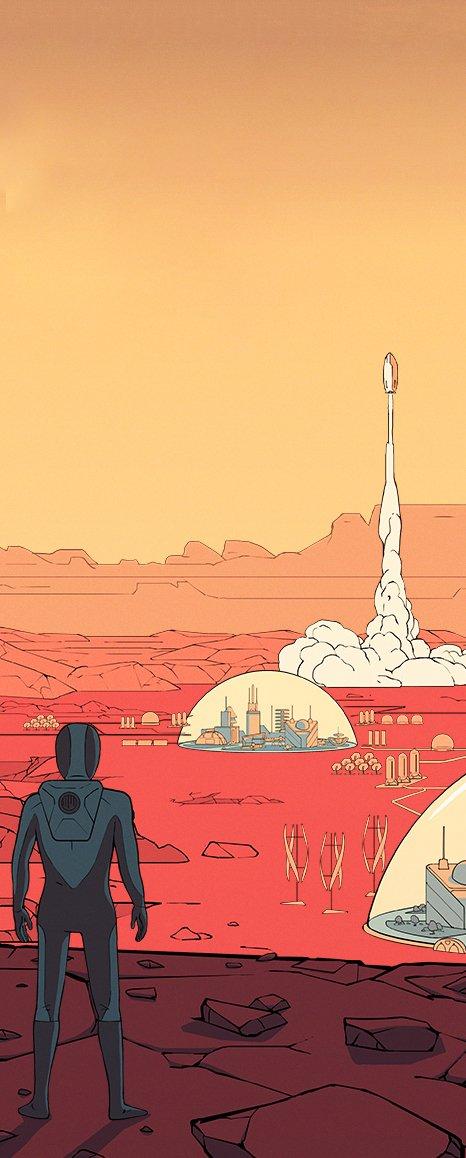 «Лет 150 назад люди были куда более готовы колонизировать Марс» | Канобу - Изображение 6