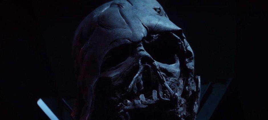 Кайло Рен будет в ярости: его шлем Дарта Вейдера – подделка