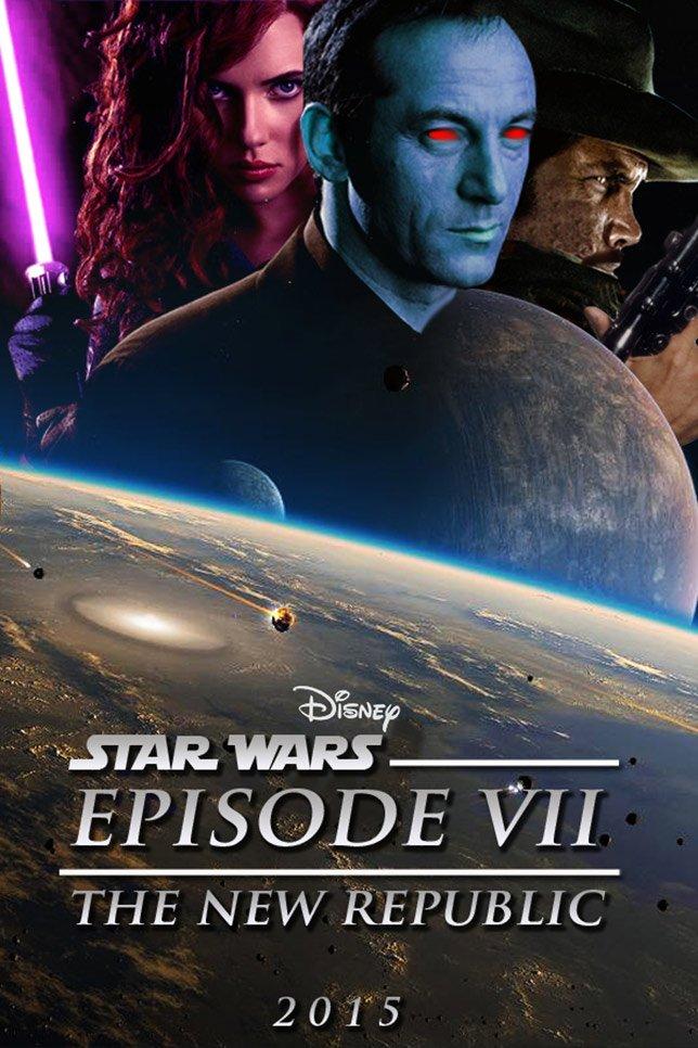 Фанатские постеры Star Wars: Episode VII | Канобу - Изображение 24
