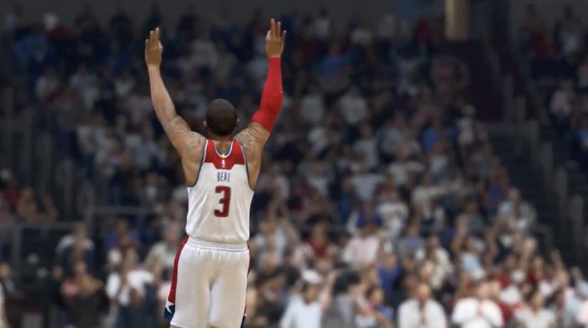 Баскетболисты пританцовывают в трейлере NBA Live 15 - Изображение 5