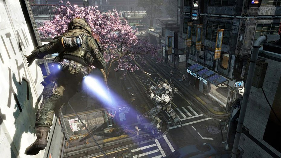 Анонсирована Titanfall 2 для PC, PlayStation 4 и Xbox One