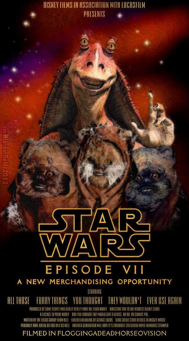 Фанатские постеры Star Wars: Episode VII | Канобу - Изображение 43