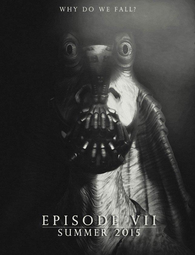 Фанатские постеры Star Wars: Episode VII | Канобу - Изображение 41