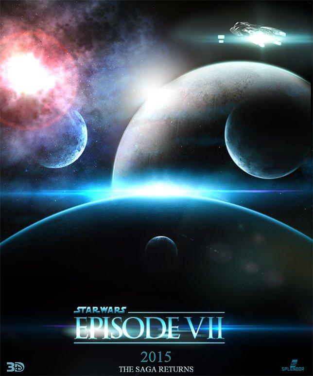 Фанатские постеры Star Wars: Episode VII | Канобу - Изображение 39