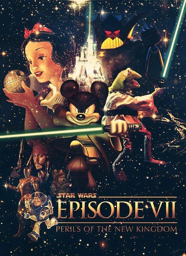 Фанатские постеры Star Wars: Episode VII | Канобу - Изображение 38