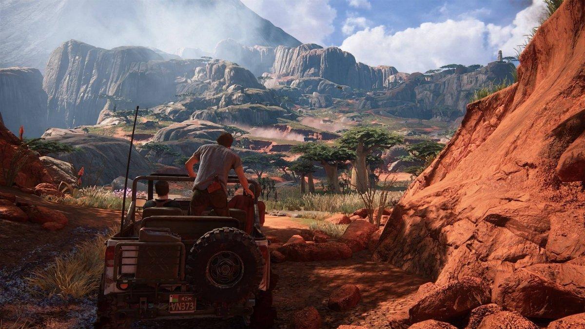 Sony гордится продажами PS4 и Uncharted 4
