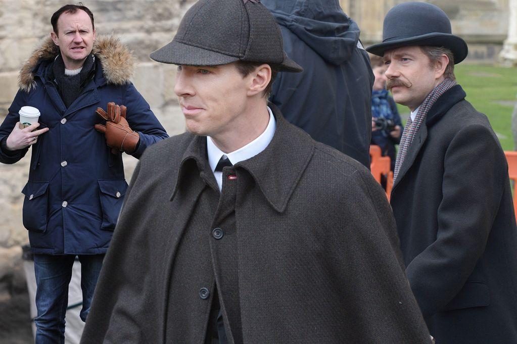 Спешиал «Шерлока» будет посвящен Холмсу и Ватсону викторианской эры