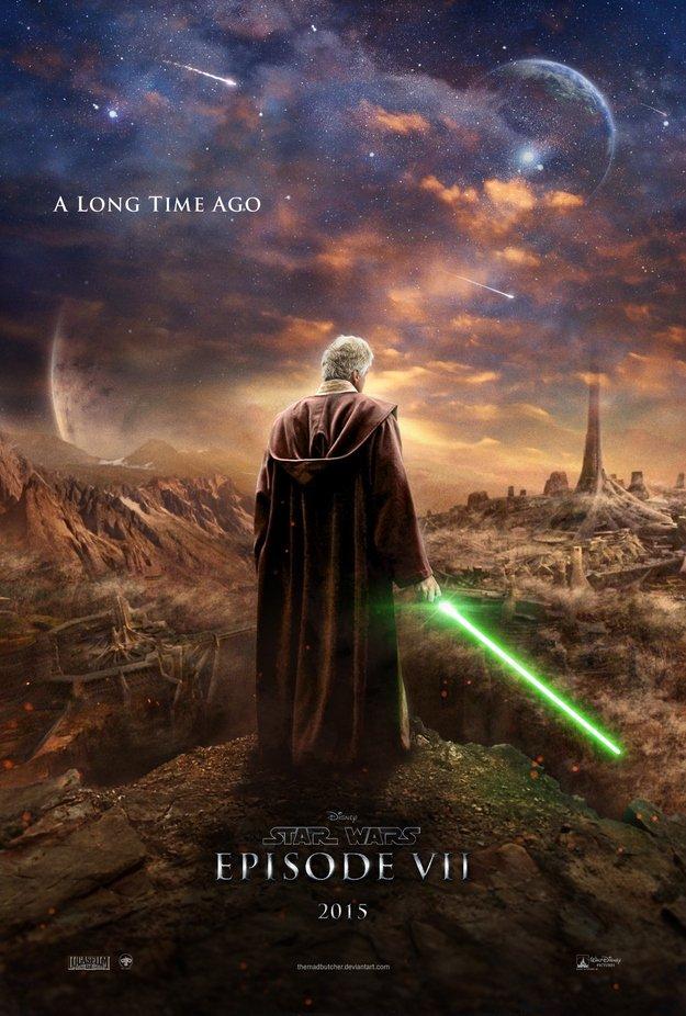 Фанатские постеры Star Wars: Episode VII | Канобу - Изображение 5