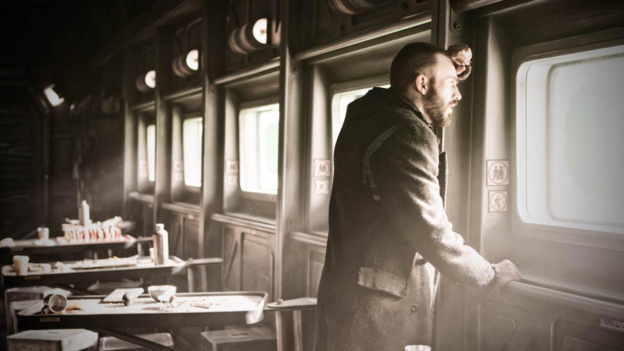 Cериал Snowpiercer расскажет о гигантском поезде в мире вечных снегов