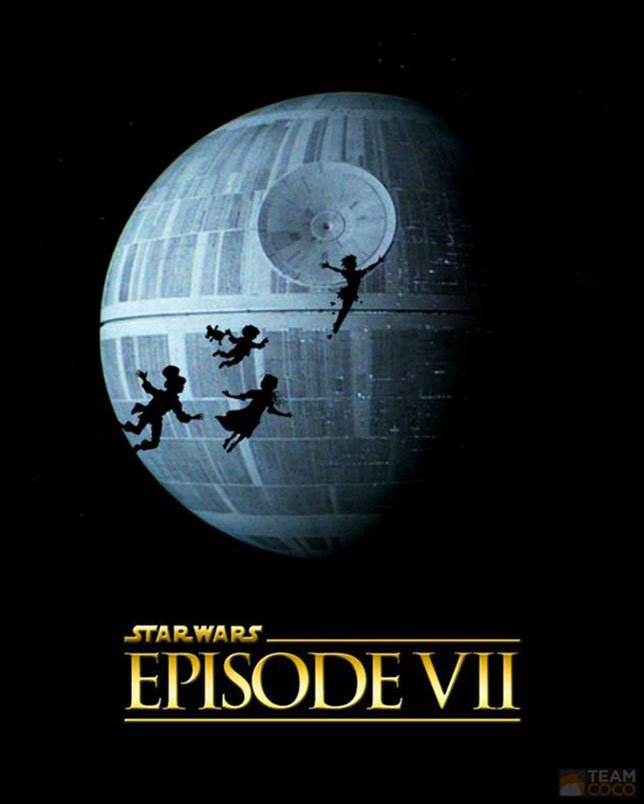 Фанатские постеры Star Wars: Episode VII | Канобу - Изображение 42